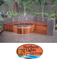 Complete Wood Fired Hot Tubs