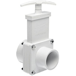 Low Profile Gate Valve - Wood Water Stoves