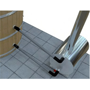 Thermosiphon Connection Kit - Wood Water Stoves