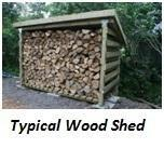 Typical Wood Shed